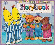 BANANAS IN PYJAMAS Storybook